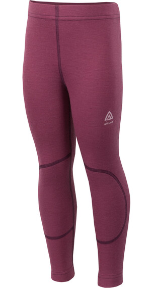 Aclima Children WarmWool Longs Damson